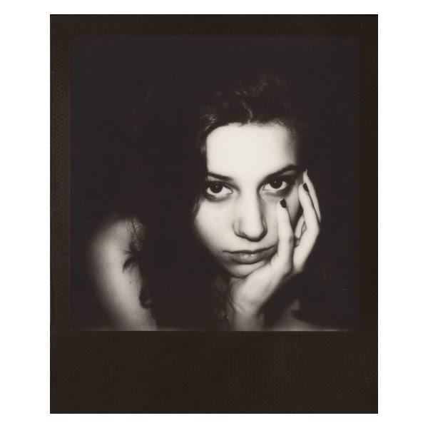 papel polaroid blanco y negro